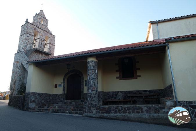 Iglesia de Monsagro