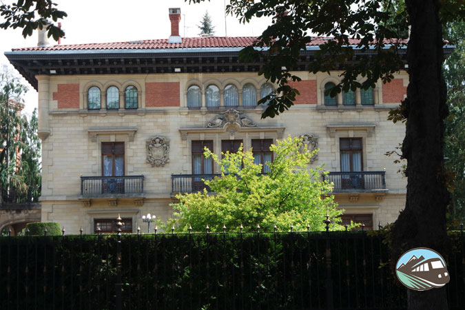 Palacio Ajuria Enea – Vitoria