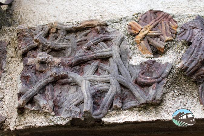 Ruta de los fósiles - Monsagro