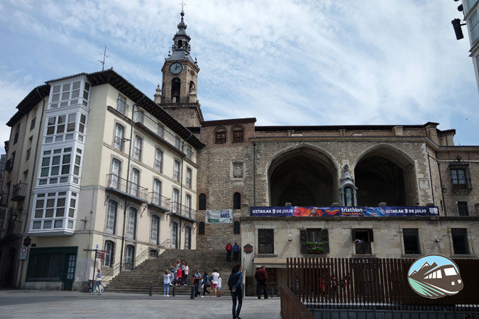 iglesia de San Miguel Arcángel - Vitoria