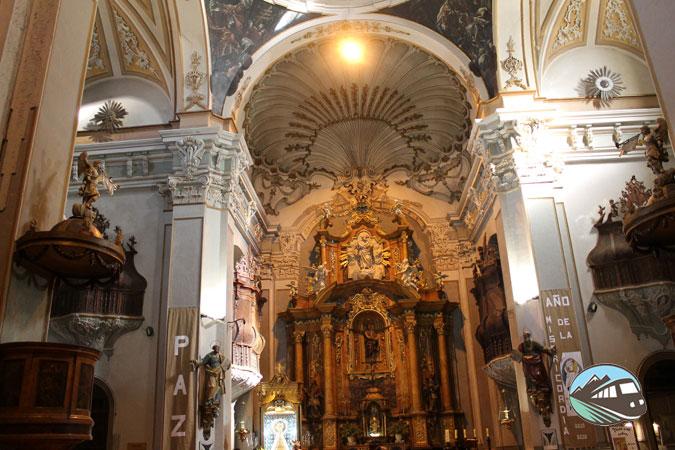 Iglesia de San Juan El Real - Calatayud