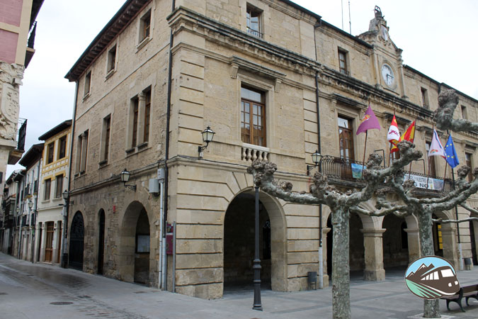 Plaza Mayor de Medina de Pomar