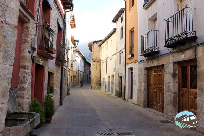 Calles de Oña