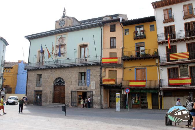 Plaza de España de Calatayud