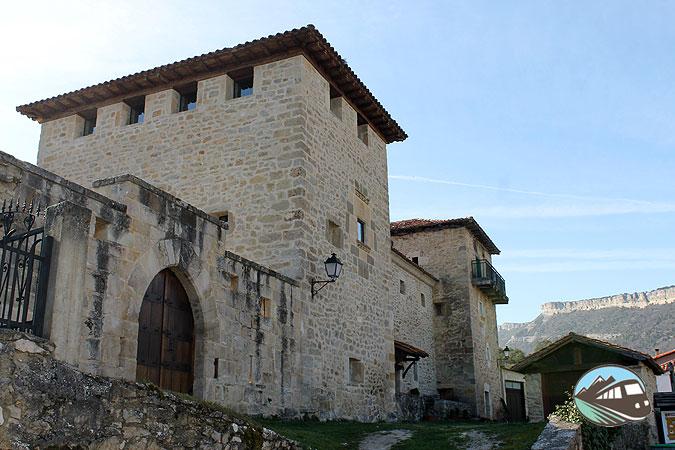 Palacio de Brizuela - Puentedey