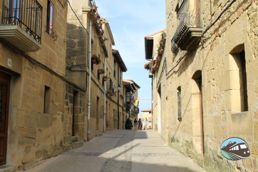 Calles de la villa