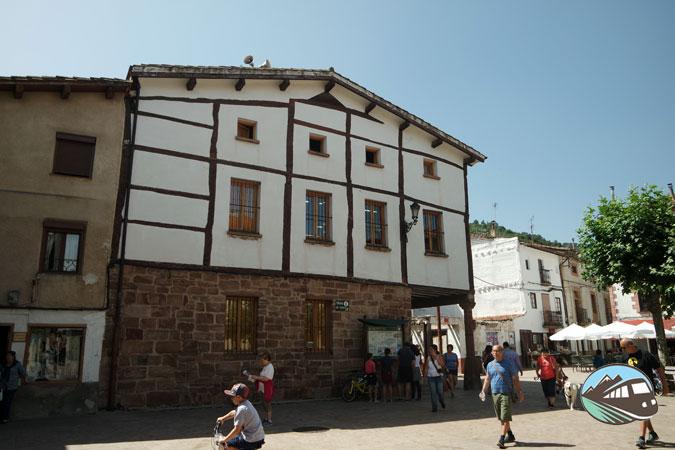 Casas de Ezcaray