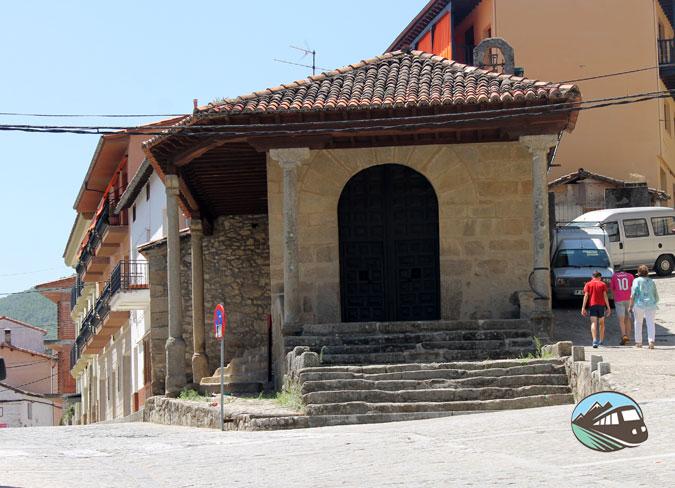 Ermita del Humilladero - Garganta la Olla