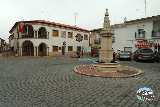 Plaza de los Alcaldes - El Provencio