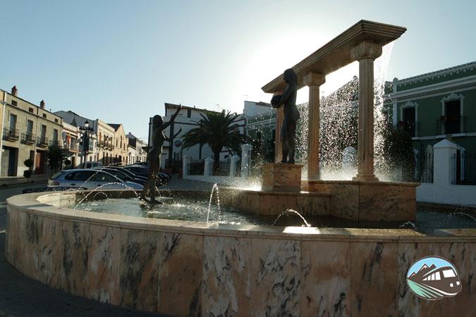 Monumento al agua - Alange