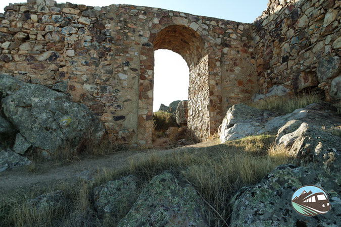 Castillo de la Culebra – Alange