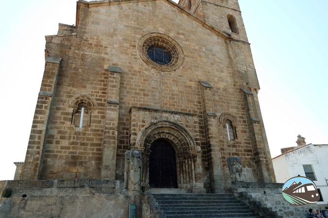 Iglesia Santa María Almocóvar – Alcántara