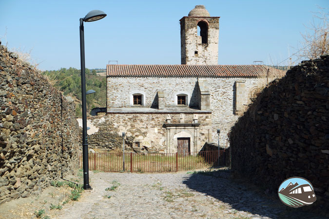 Convento Espíritu Santo - Alcántara