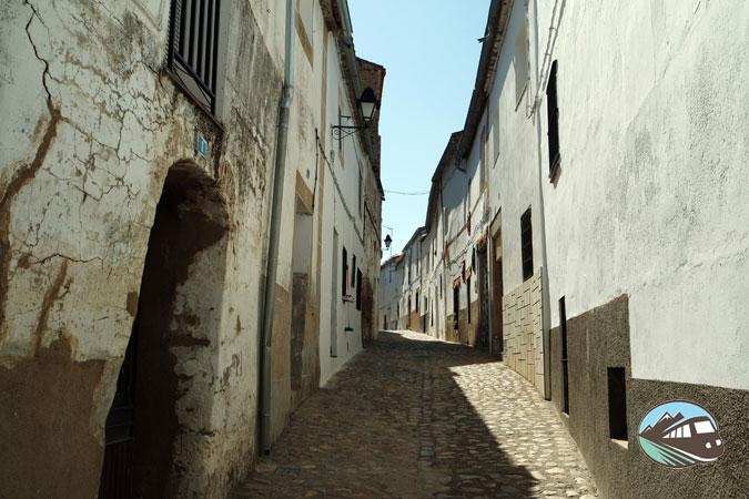 Barrio Judío en Alcántara