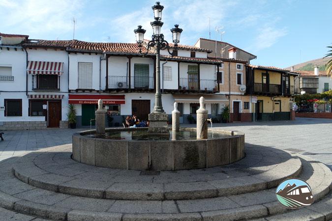 Plaza del Castillo - Candeleda
