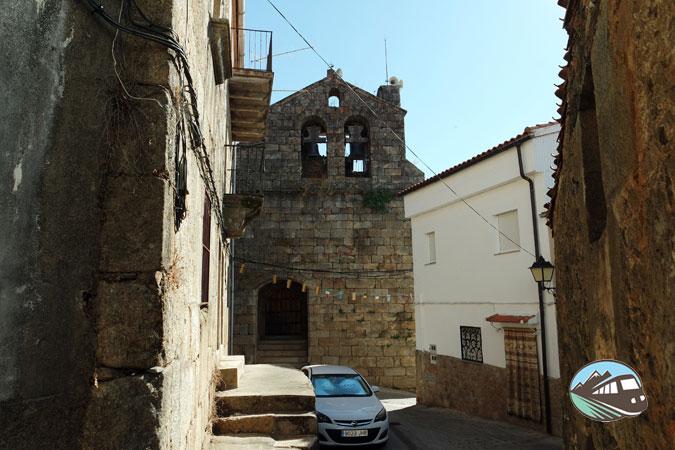 Iglesia de San Pedro Apóstol - Santibáñez El Alto