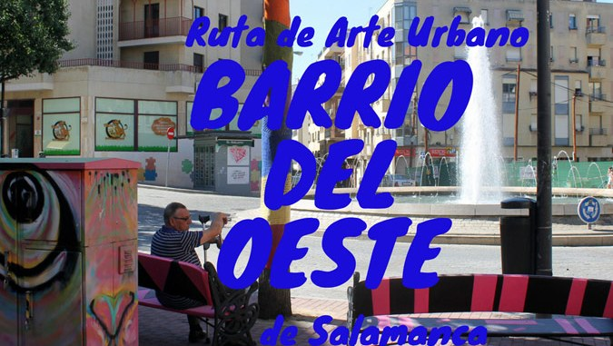 Barrio del Oeste de Salamanca