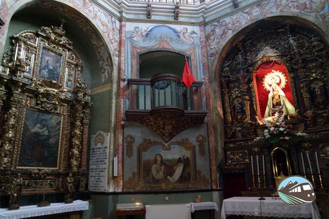 Capilla de la Virgen de la Soterraña - Olmedo