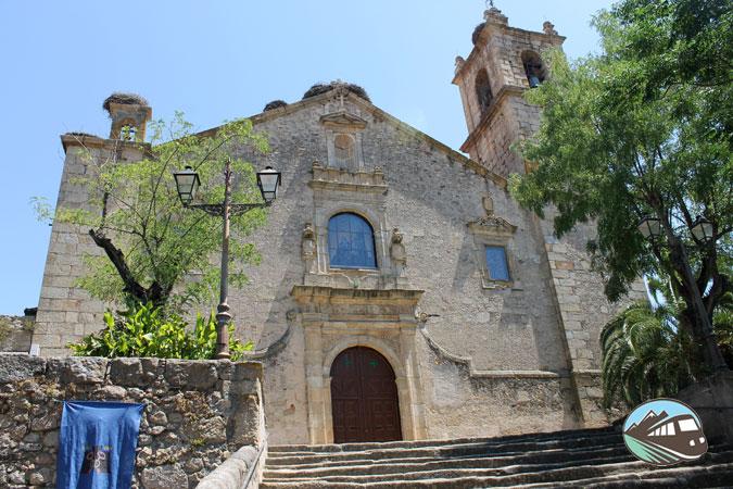 Iglesia de Nuestra Señora de Rocamador - Valencia de Alcántara