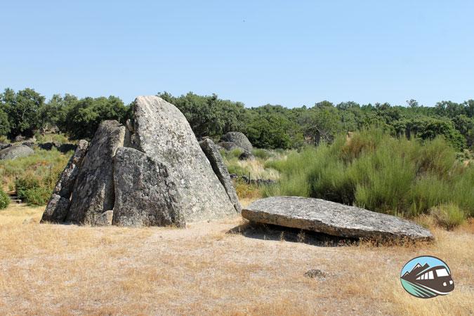Dolmen Data I - Valencia de Alcántara