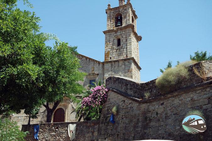 Iglesia de Nuestra Señora de Rocamador  – Valencia de Alcántara