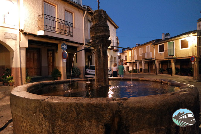 Plazuela de los Tres Chorros - Guadalupe