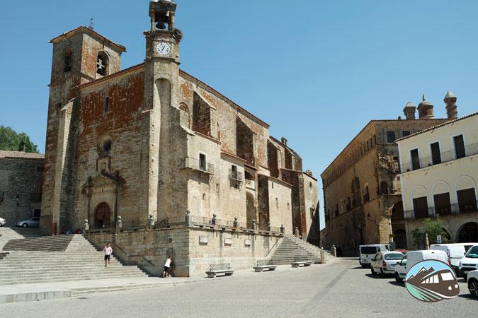 Iglesia de San Martín de Tours - Trujillo