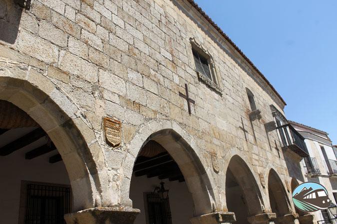 Palacio de los Chaves Cárdenas - Trujillo