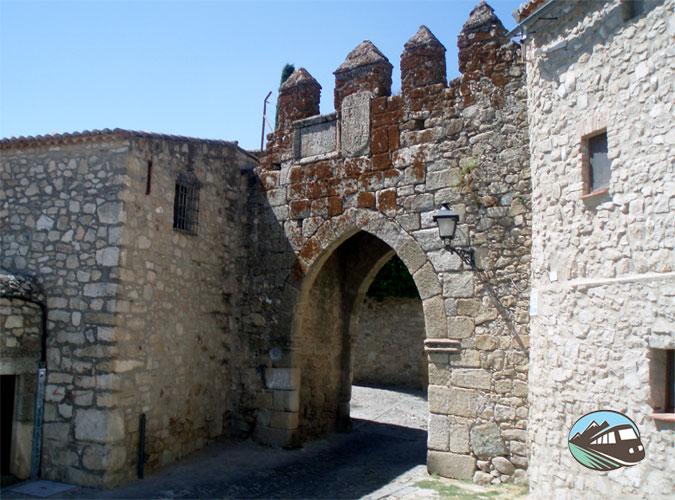 Puerta de San Andrés - Trujillo