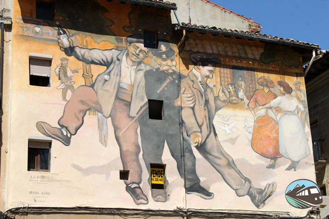 Arte Urbano en Haro