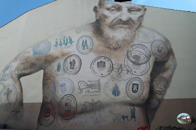 Arte Urbano - Sello Tatoo