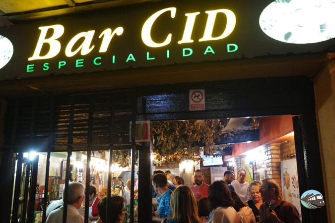 Bar Cid