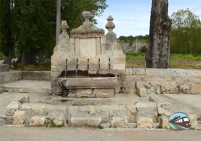 Fuente de los Cinco Caños - Uclés