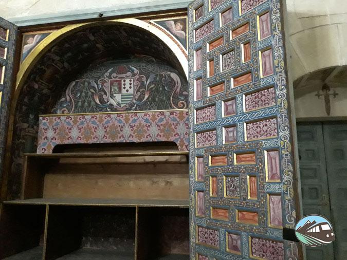 Sacristía – Monasterio de Uclés