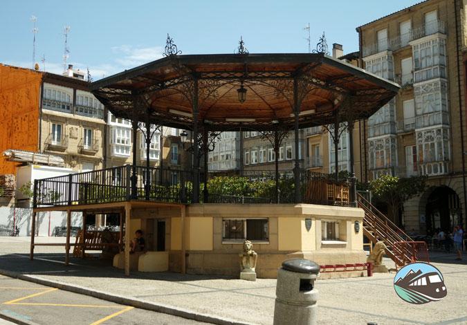 Plaza de la Paz - Haro