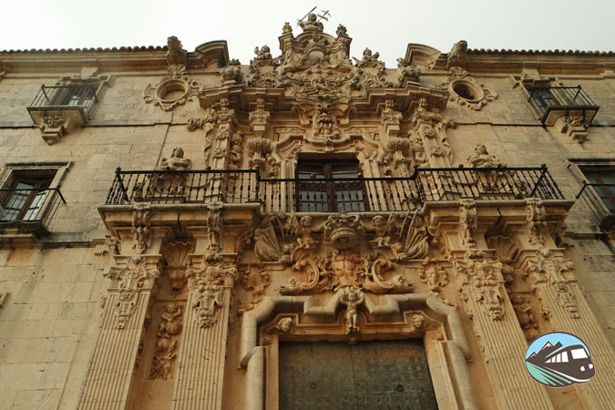 Fachada sur - Monasterio de Uclés