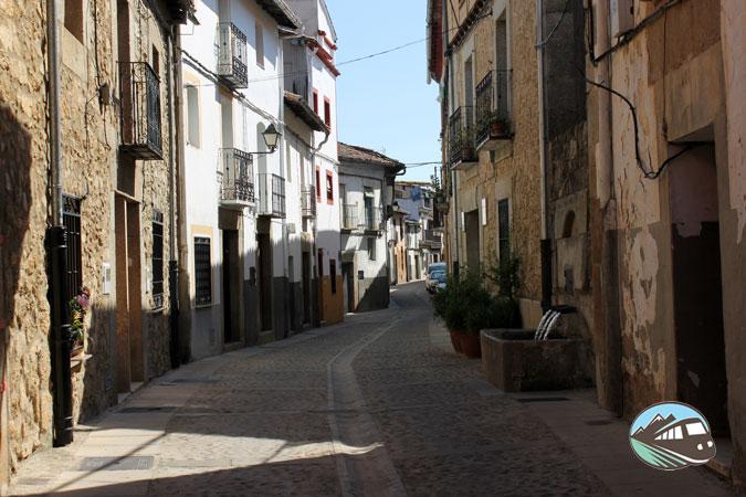 Calles de Cuacos de Yuste