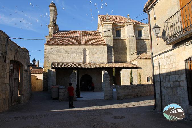 Iglesia Santa María del Azogue - Urueña