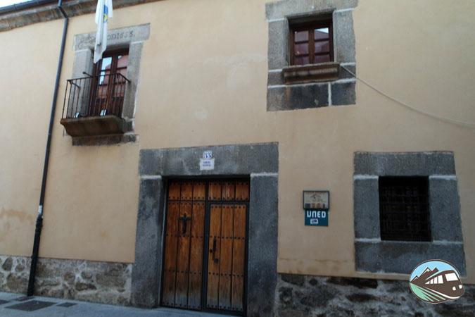 Cárcel de El Barco de Ávila