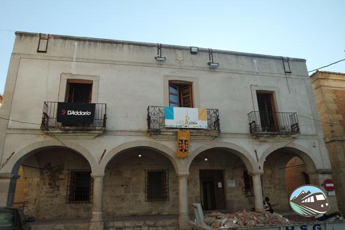 Ayuntamiento viejo de Coria