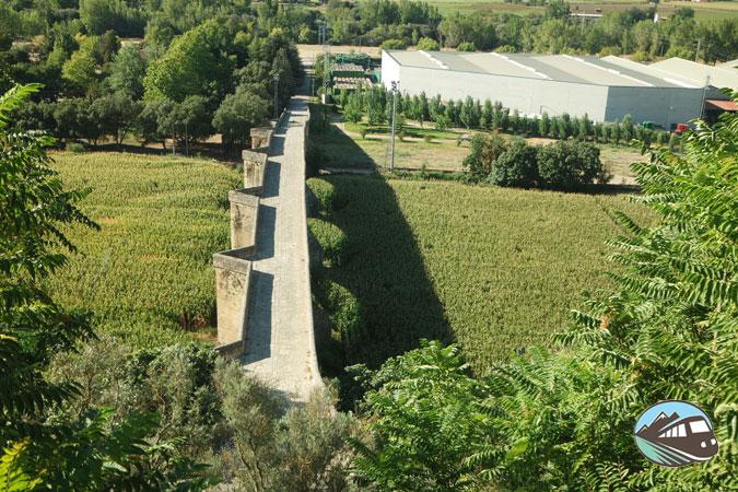 Puente medieval de Coria