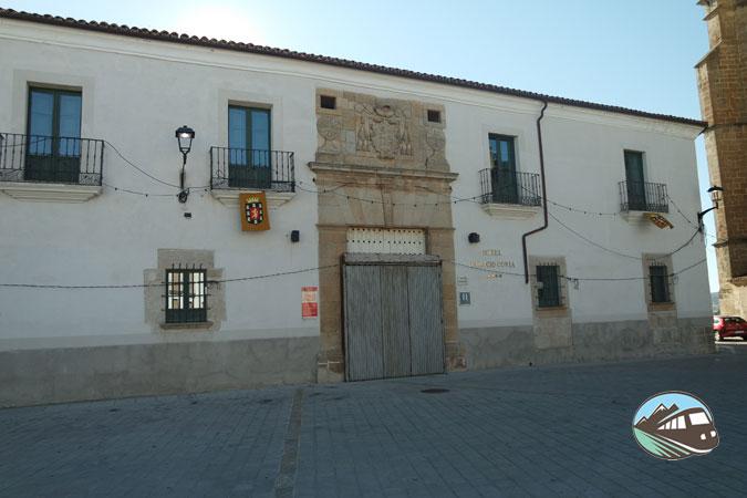 Palacio Episcopal de Coria