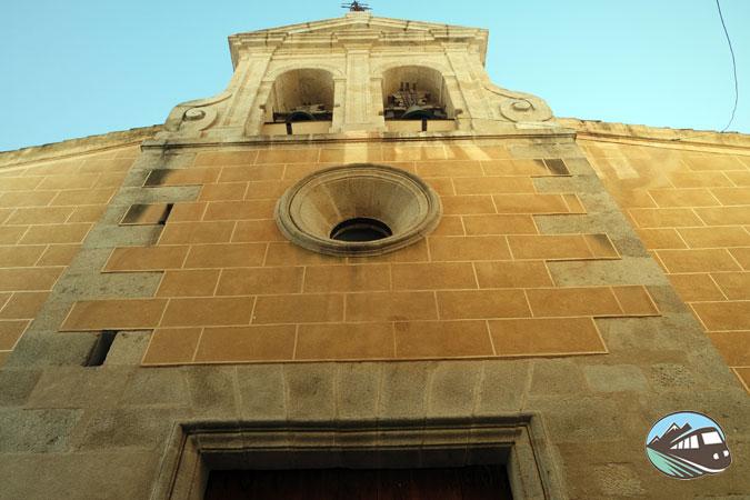 Iglesia de Santiago - Coria