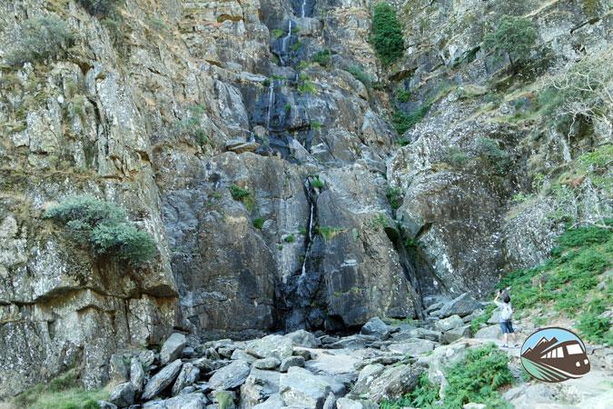 Chorro de la Meancera - El Gasco