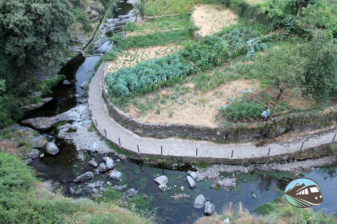 Meandro del río Malvellido – El Gasco