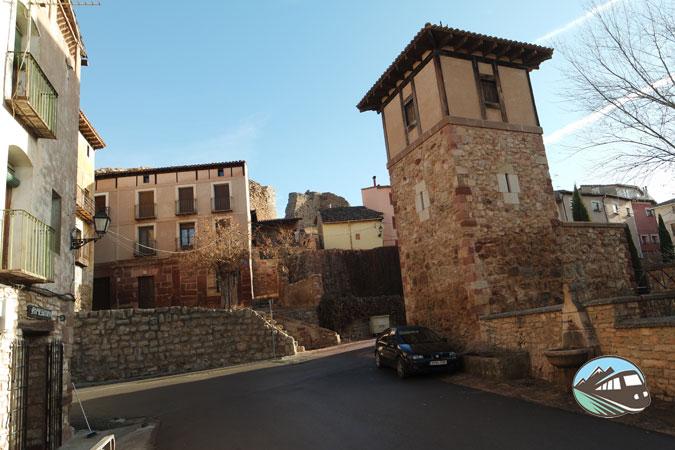 Puerta del Baño - Molina de Aragón