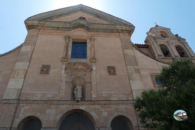 Convento del Carmen- Villanueva de la Jara