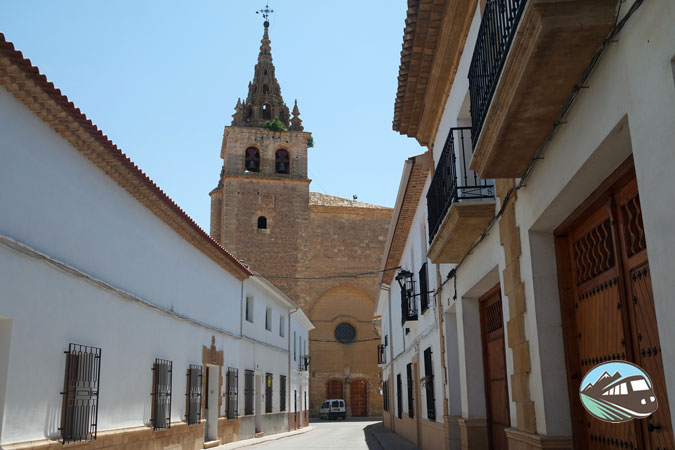 Basílica de la Asunción - Villanueva de la Jara