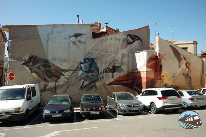Arte Urbano de Arnedo