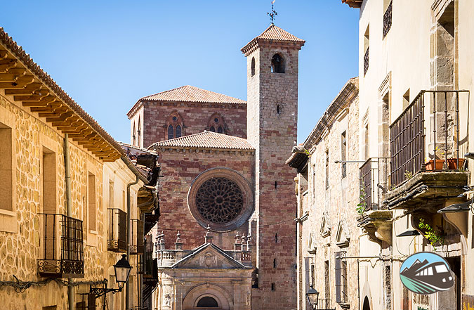 Catedral de Santa María - Sigüenza